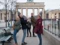 Obligatoriskt besök på Brandenburger Tor