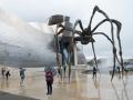 Utanför Guggenheim