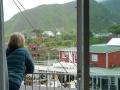 Bortskämda väntar vi på solen som aldrig kom till Ballstad