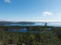 Hög kust, vid slåttdalsberget
