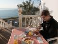 """Magnificient"" frukost i Nerja"
