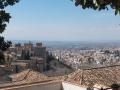 Alhambra och Granada