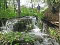 Vattenfall i Plitvice