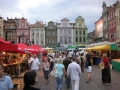 Torget i Poznan
