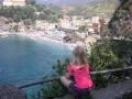 Vi lämnar Monterosso