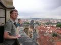 Utsikt från klocktorn
