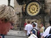 Knepigt ur i Prag