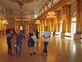 Guld på insidan av Vinterpalatset