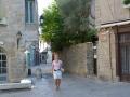 Gränder i Carcassonne