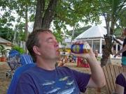 Carib - öl från Trinidad