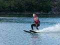 Ylva på snabba skidor