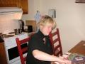 Mamma förlorar mot Lotta i monopol