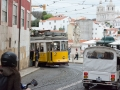 Spårvagn & monument