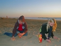 Stor sandlåda