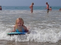 Lotta på surfbräda