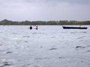 Fiske vid lågvatten