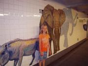 Tunnelbanestation!