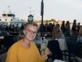 Lotta testar skarpa drycker i Oslo
