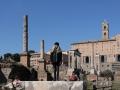Lotta på Forum Romanum