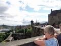 Från Edinburgs slott 1