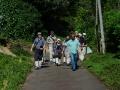 På väg in i Sinharaja