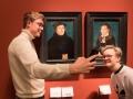 Selfie med herr och fru Luther