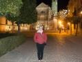Ubeda, Anna, kyrka och hotellet till vänster