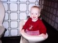Nytt barn i gammalt badrum