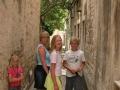 Gränd i Trogir