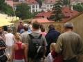Ner från Pragborgen