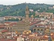 Utsikt i Florens