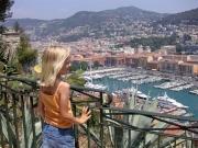 Hamnen i Nice