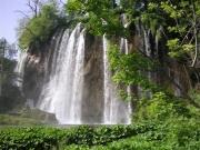 Ett vattenfall