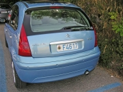 Bil från San Marino