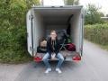 Erik flyttar