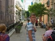 Gränd i Havanna