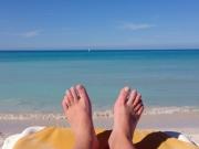Soliga fötter