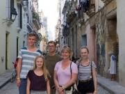 En gata till i Havanna