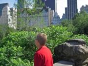 Uffe i Central Park