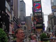 Uffe på Times Square