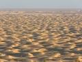 Sand, och mera sand