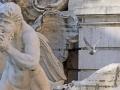 Duva ovan Fontana di Trevi