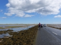 På väg till Lindisfarne