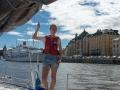 Ylva vill hissa seglen