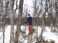 Lotta provar längdskidor
