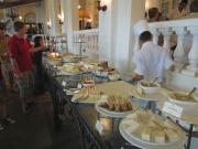 High tea på Galle Face Hotel