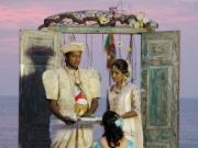 Lankesiskt bröllop